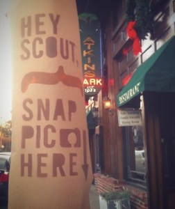 scoutmob guerrilla marketing