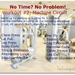 No Time? No Problem! 3 Workouts to Get You In and Out of the Gym FAST!