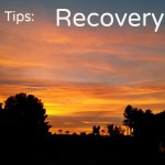 Runners! 5 Tips to Improve Recovery During Training
