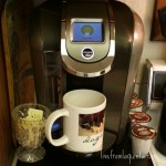 Celebrating National Coffee Day with Keurig 2.0