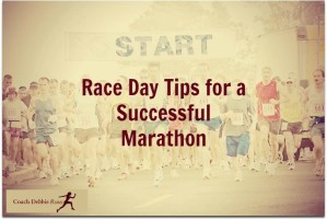 Race Day Tips for a Successful Marathon