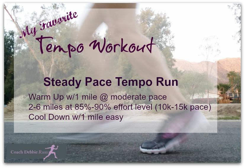 Tempo Workout 2