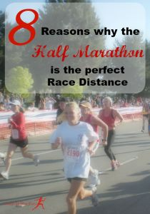 Half Marathon: The Perfect Race Distance (plus a workout!)