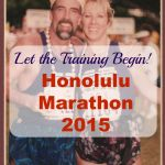 Honolulu Marathon, Grandchildren Sweep and Vegan Nirvana