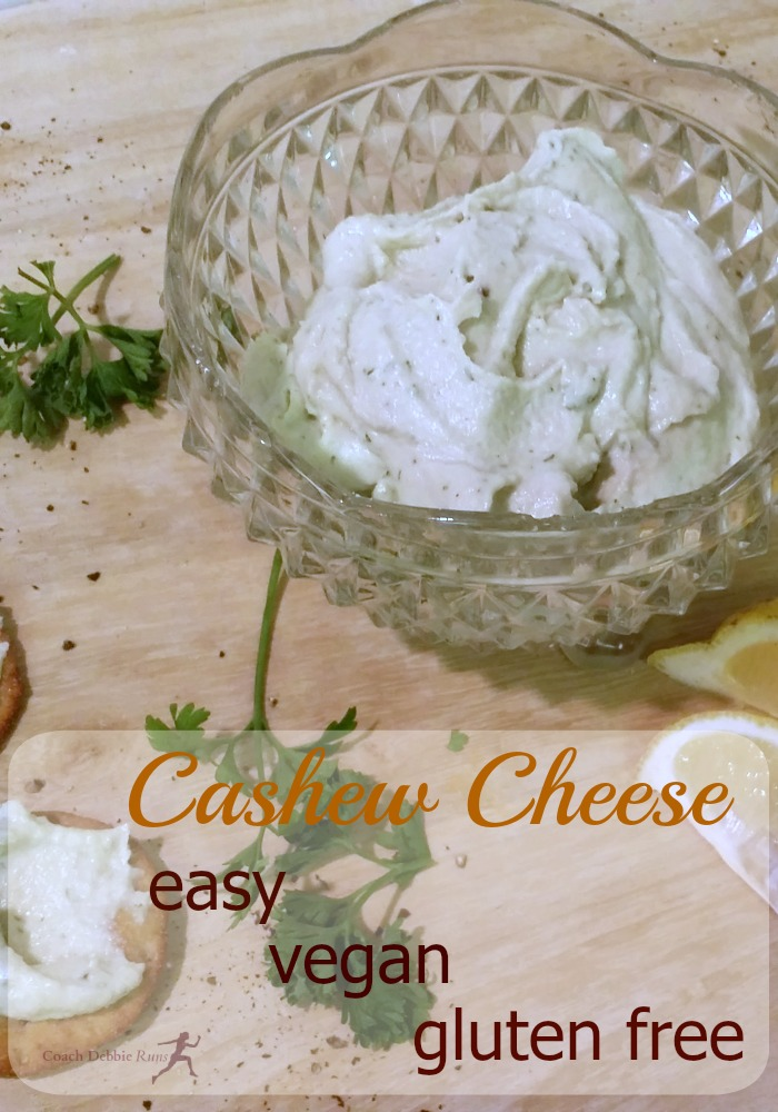 You've got to try this Cashew Cheese recipe! It's easy, delicious, vegan, and gluten free.