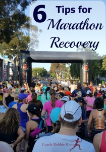 6 Valuable Tips for Complete Marathon Recovery