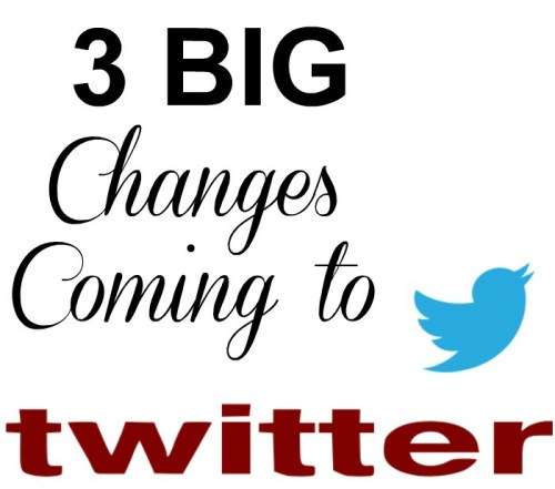 Learn about the big changes coming to Twitter on Media Fitness Coach!