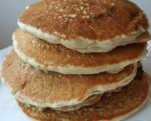 Protein Pancakes, a Boost from Bob's Red Mill