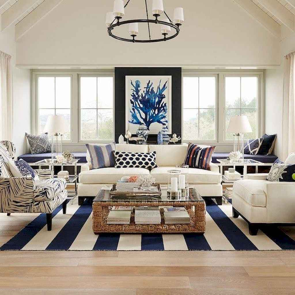 Cool Living Room Ideas 70 Cool And Clean Coastal Living Room Decorating Ideas