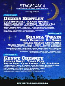 Stagecoach California's Country Music Festival 2017 @ Empire Polo Grounds | Indio | California | United States