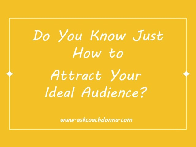 attrac ideal audience