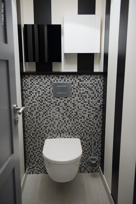 Idee Deco Toilettes Photos   Toilettes Design : Aménagement Et ...