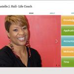 danielle coach website before