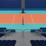 Volleyball-Arena