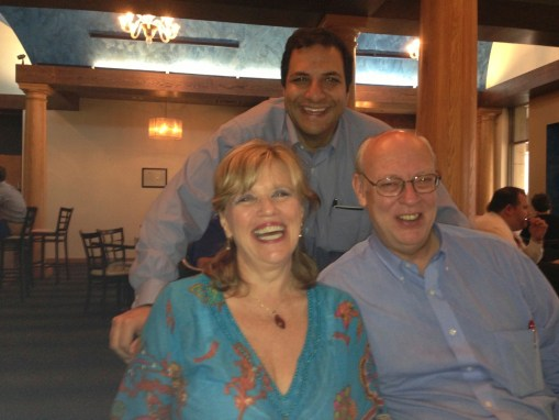 Daniel Macos, Gary Hoover, and Maureen McBride