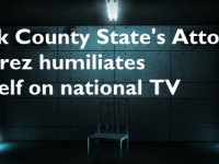 Cook County State's Attorney Alvarez humiliates herself on national TV - by Eric Zorn