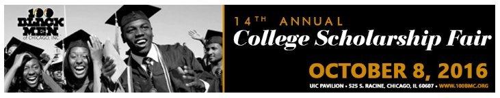 100 Black Men of Chicago, Inc. 14th Annual College Scholarship Fair