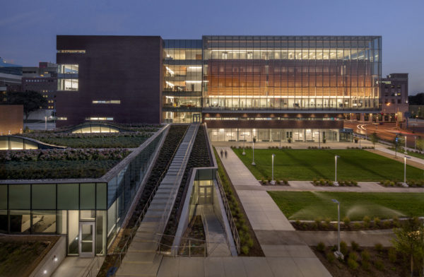 Building Connections The Health Education Building at the