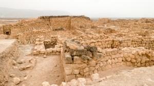 Samhuram Archaeological Site - well room