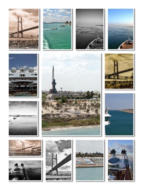Suez Canal Images