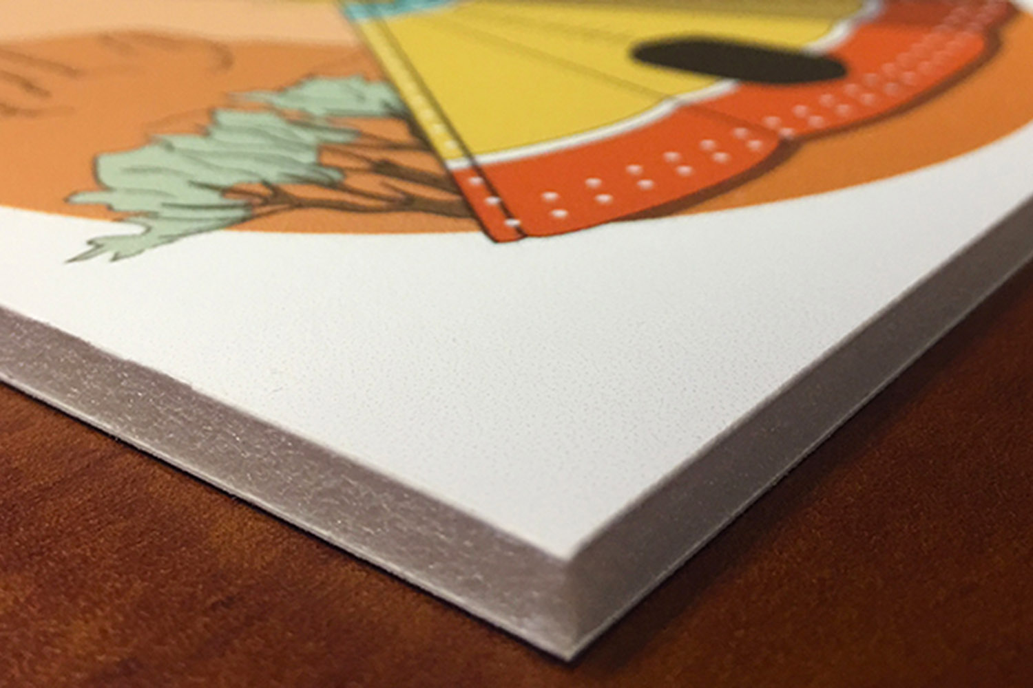 Different Types Of Foam Buyer S Guide To Foam Core Printing Coastal Creative