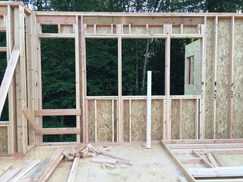 Medium Of Framing A Window