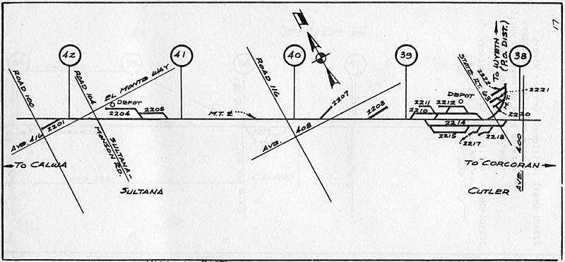diagram of sultana