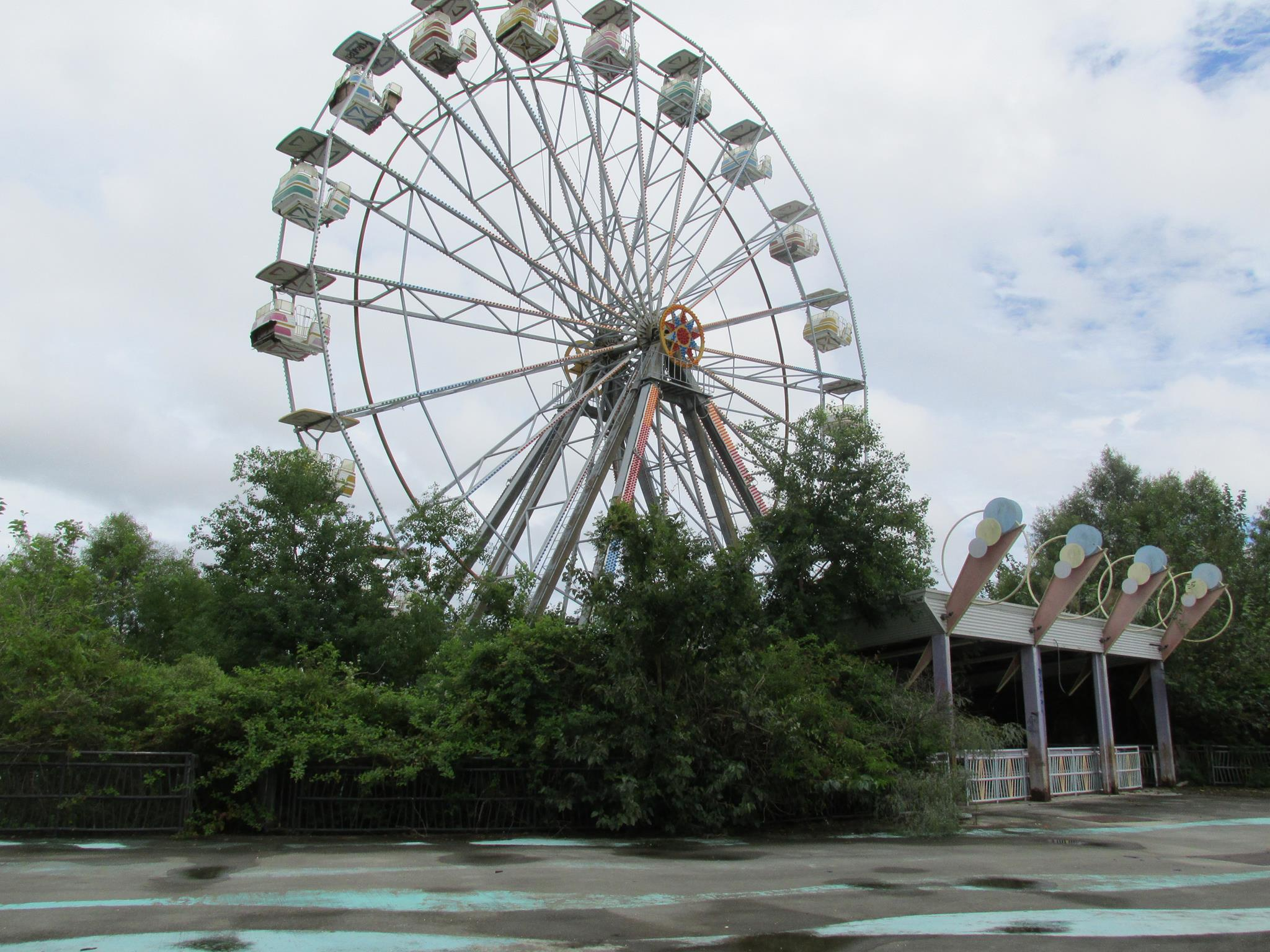 Six Flags Jazzland Bringing Jazzland Back To Life With Tonya Pope Coaster101
