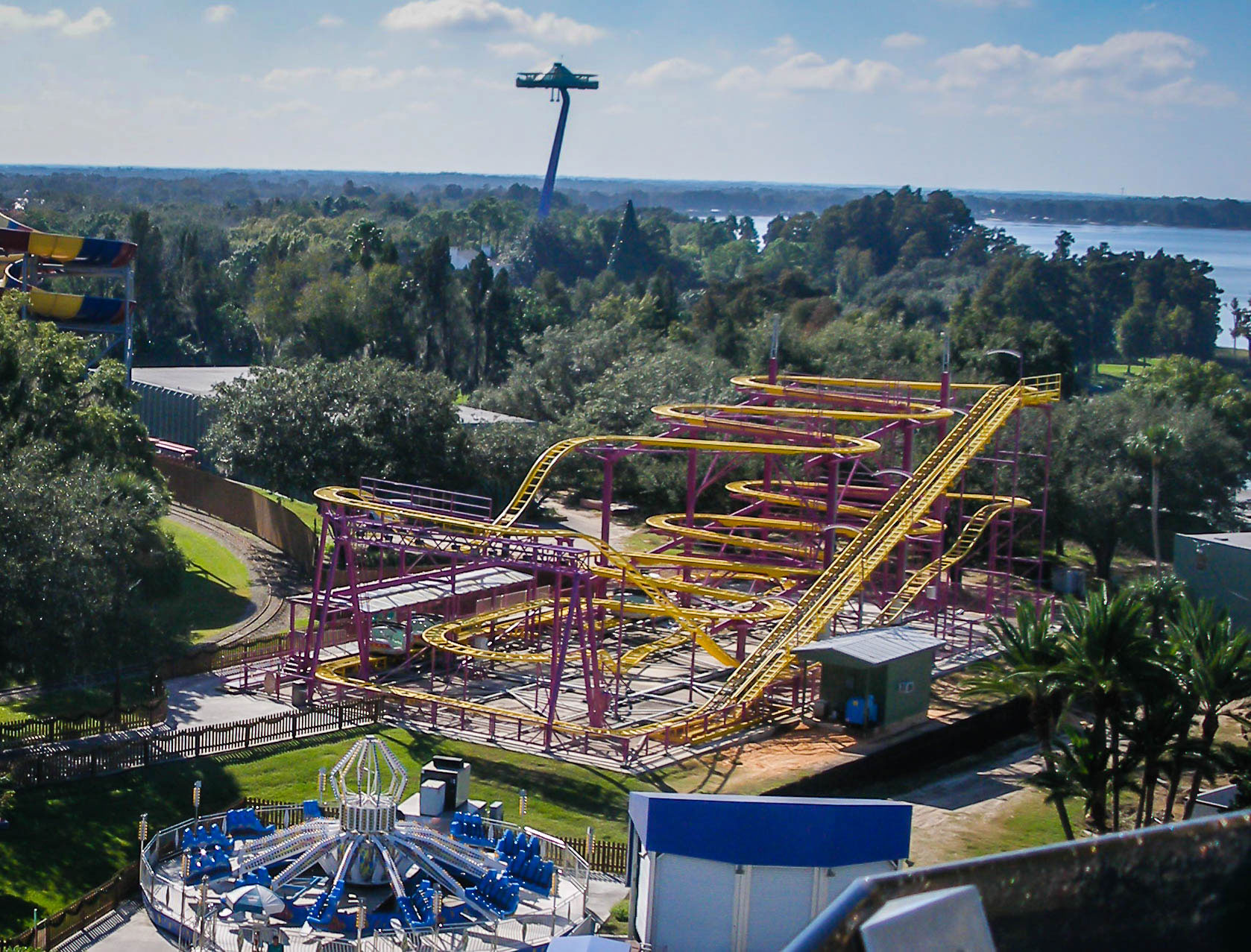 Tivoli Gardens Usa Spinning Coasters Videos & Facts - Coasterforce