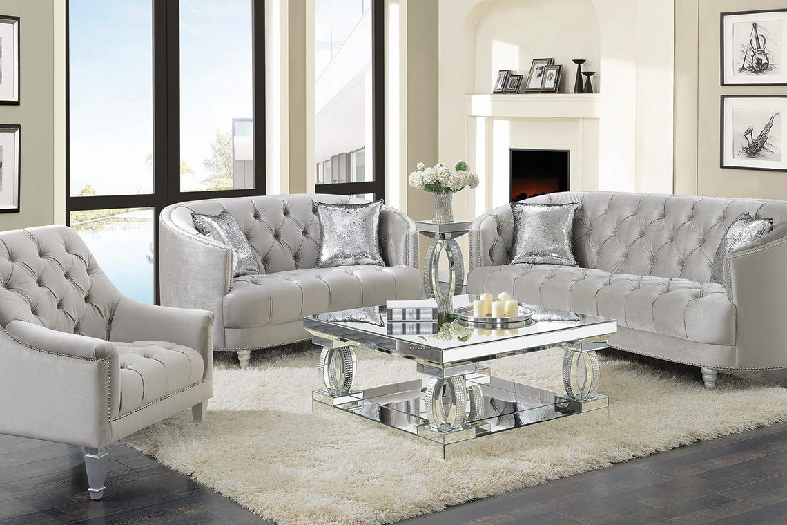 Sofas Sectionals Loveseats Coaster Fine Furniture