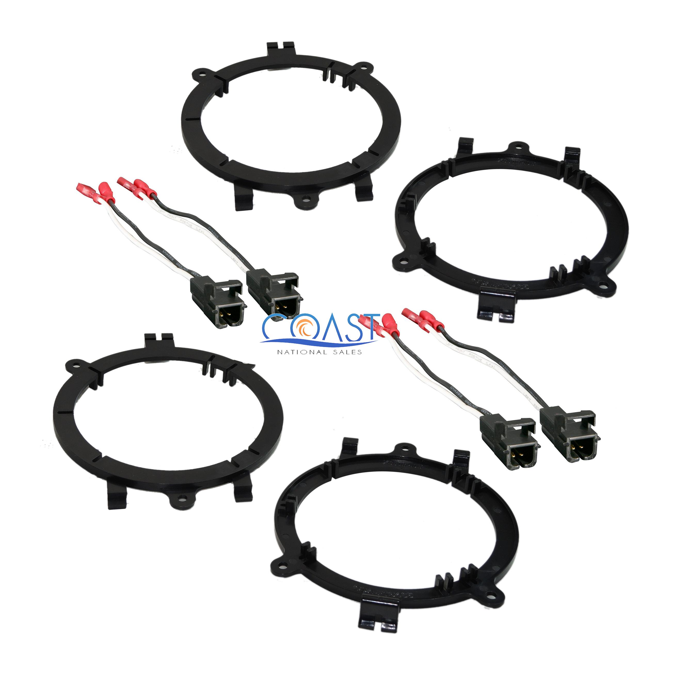 metra speaker wire harness adapters