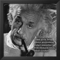 Quotes from Grandpa Einstein | Coat-and-Tie