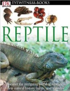 DK Eyewitness Books-Reptile