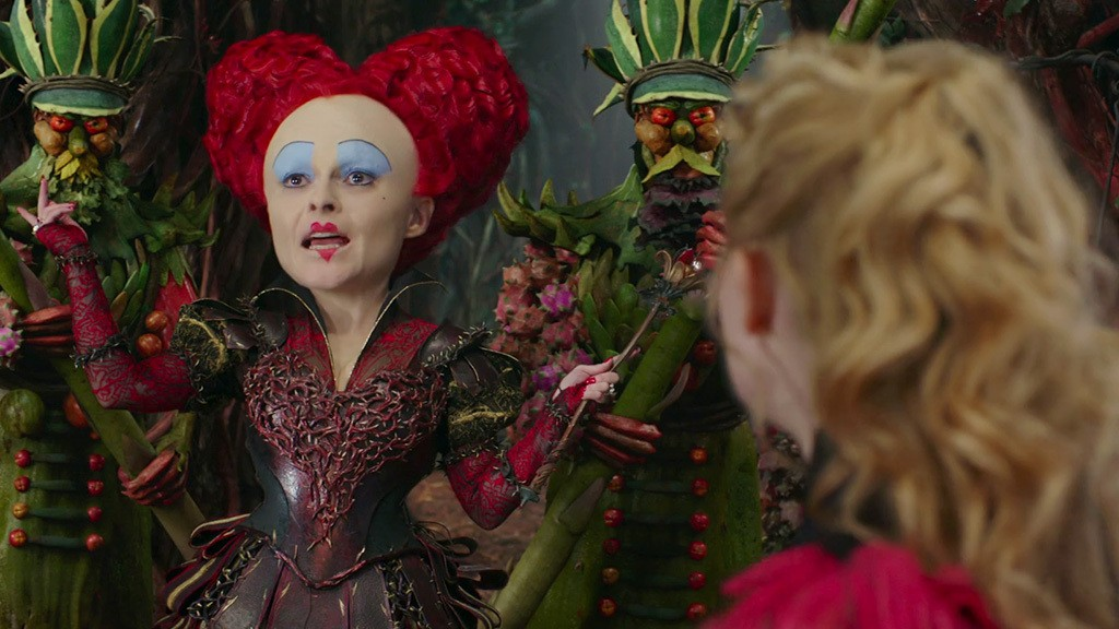 "Critica a ""Alice thought the looking Glass"" (2016) de James Bobin"