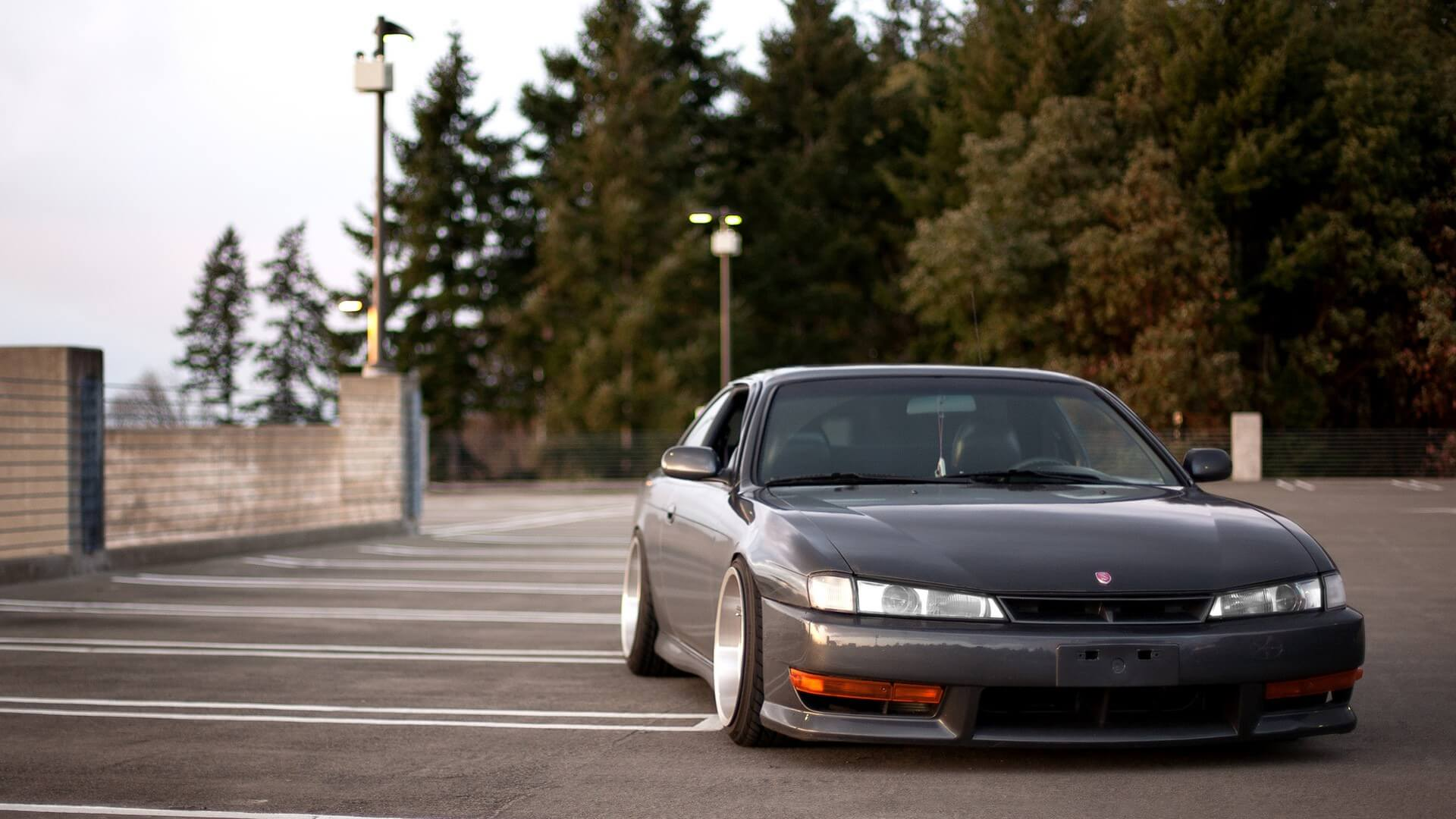 Deep House Girl Wallpaper Nissan Silvia S14 Wallpapers Coches Japoneses