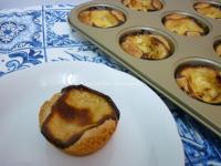 Pasteles de Belem - Cocina de Valen