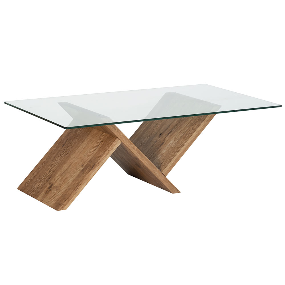 Table Basse Chene Massif Table Basse Harmony
