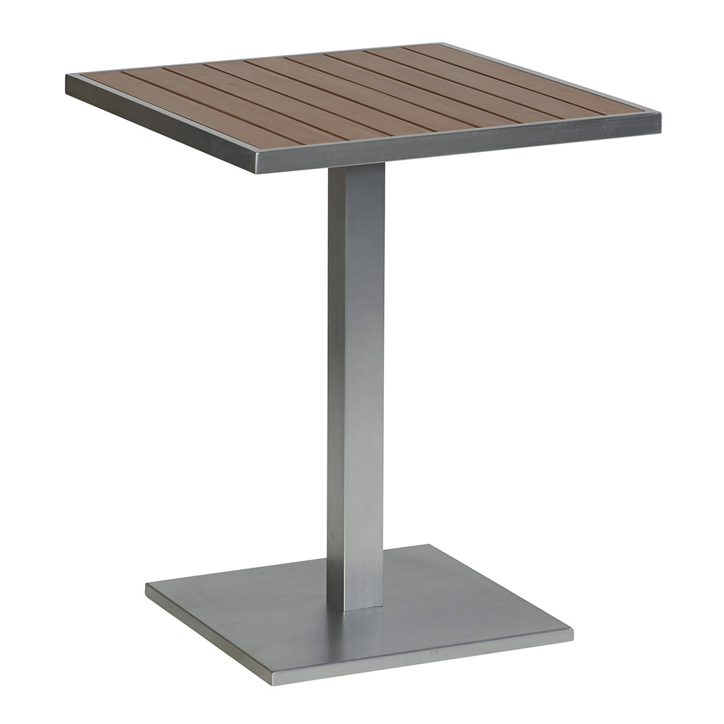 Salon De Jardin Bistrot Aluminium Table De Jardin Vista