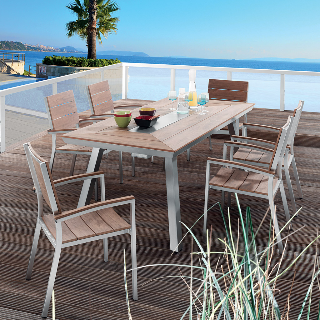 Table Jardin Table De Jardin Swan