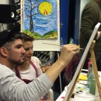 date ideas - painting classes