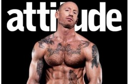 MAN CANDY: Gareth Thomas Is Naked For Attitude