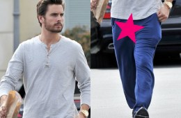 MAN CANDY: Scott Disick (KUWTK) Goes Commando [NSFW]