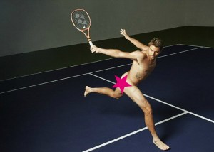 MAN CANDY: Tennis Player Stan Wawrinka Strips Naked For ESPN Magazine