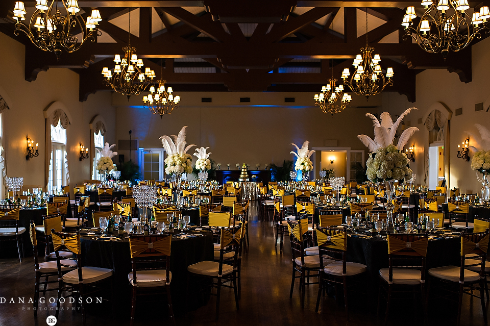 great gatsby wedding decor jacksonville wedding