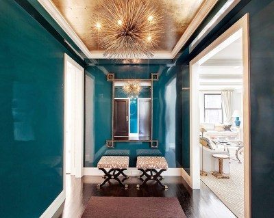 GLOSSY WALLS & SHINY CEILINGS | COCOCOZY