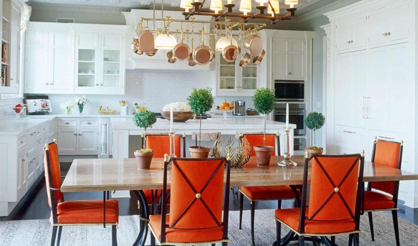 Fabulous Open Kitchen Design – 7 Cook & Dine Combos