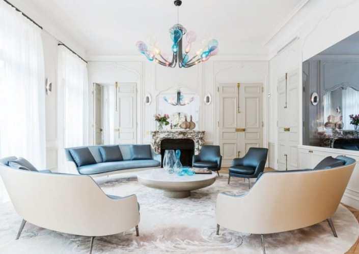Pretty Paris Apartment