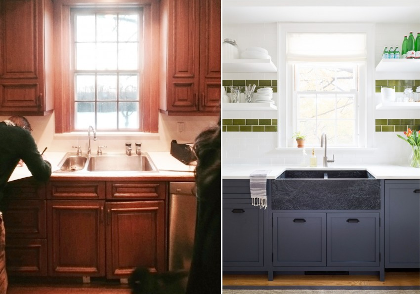 Cutest Kitchen Remodel – Before & After