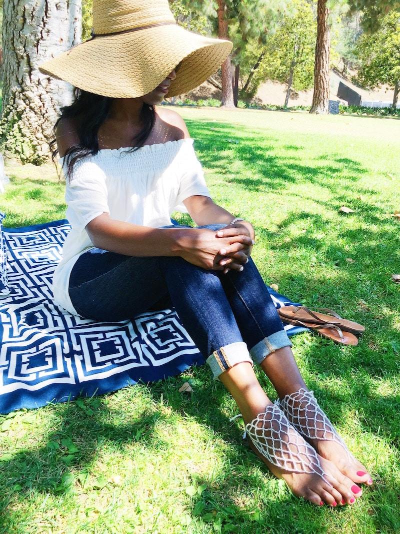 Barefoot Sandals – My Beachy Side Beach Accessories