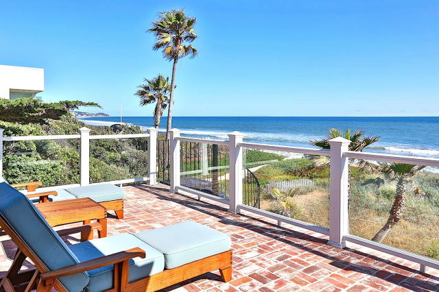 31134 Broad Beach ocean view brick patio malibu california real estate listing